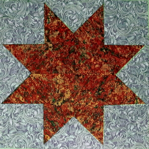 feathered star quilt center3 300