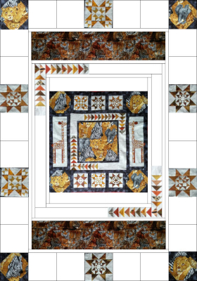 african quilt extension