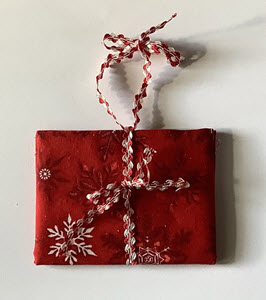 gift tag square