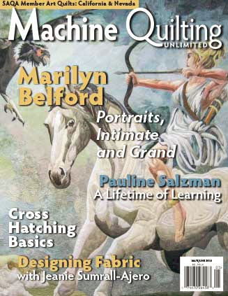 machine quilting unlimited magazine