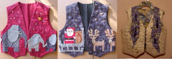 crafts quilted clothing