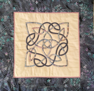 celtic block finished