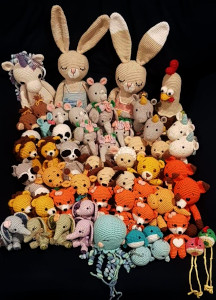 crafts crocheted critters