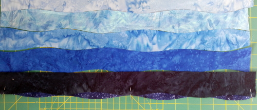 ruth w2 3strips pinned